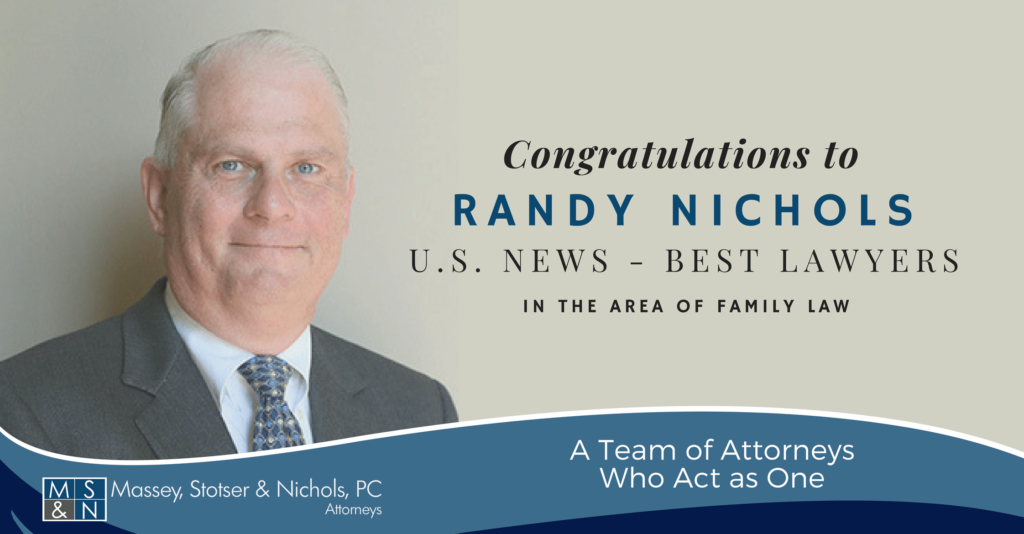 randy nichols best lawyers awards